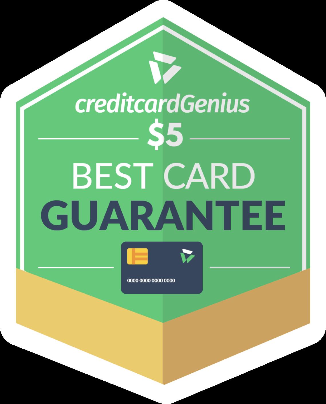 Best Card Guarantee