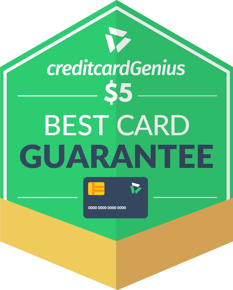 The creditcardGenuis Challenge. We'll find the best credit card in Canada for you, that's our guarantee.